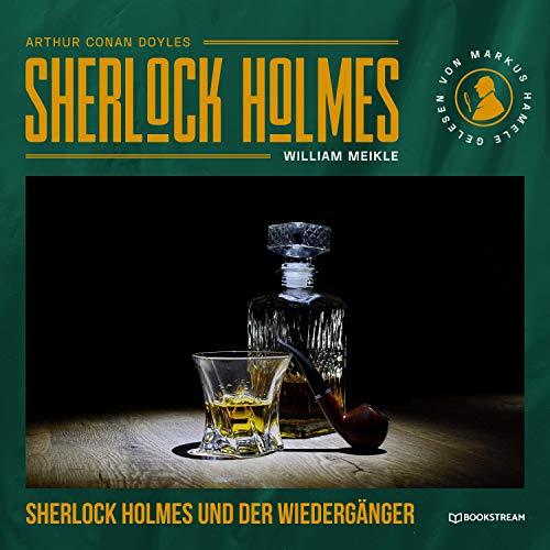 Sherlock Holmes und der Wiedergänger Titelbild