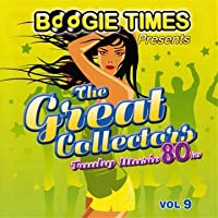 Boogie Times Presents The Great Collectors Funky Music: Vol.9