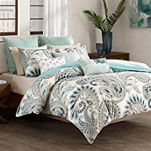 Ink+Ivy Mira Twin Mini Comforter Set in Blue