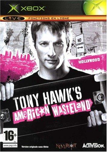Tony Hawk 'S American Wasteland [Edizione: Francia]