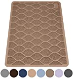 MIGHTY MONKEY Premium Cat Litter Trapping Mats, Phthalate Free, Best Scatter Control, Jumbo XL Sizes, 35 x23...