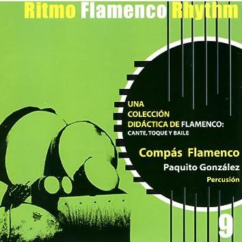 Ritmo Flamenco Rhythm 9: Compás Flamenco