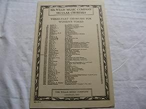 O COME TO MY HEART LORD JESUS PAUL AMBROSE 1905 SHEET FOLDER 351 SHEET MUSIC