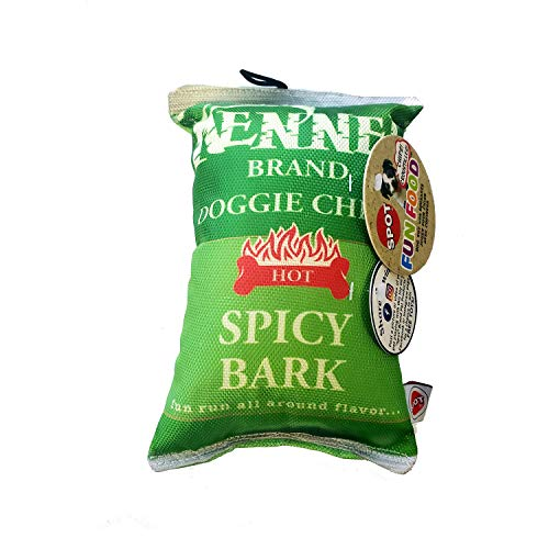 SPOT Fun Food Kennel Chips 8' Dog Toy