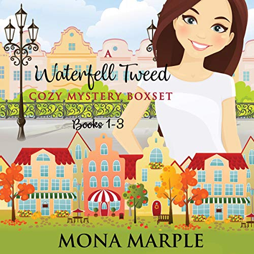 A Waterfell Tweed Cozy Mystery Box Set 1 audiobook cover art