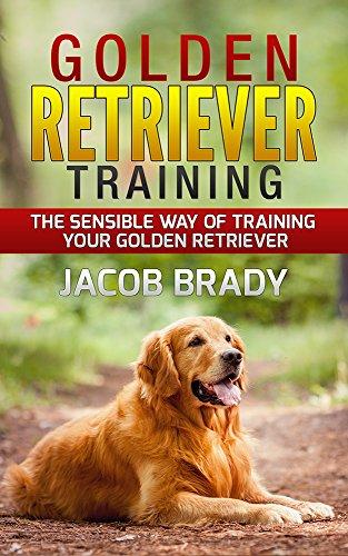 Golden Retriever Training: The Sensible Way of Training Your Golden Retriever (Owners Guide) by [Jacob Brady]