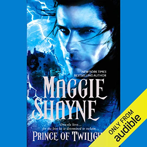 Prince of Twilight audiobook cover art