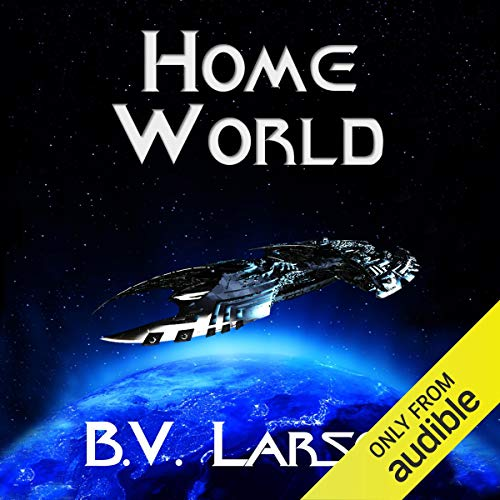 Home World audiobook cover art