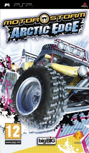 MotorStorm: Arctic Edge (PSP) (New)