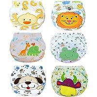 JT-Amigo Pack de 6 unidades Braga de Aprendizaje para Bebé, 2-3 Años