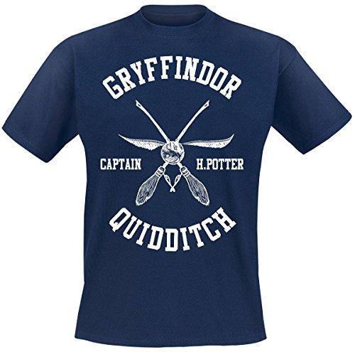 Harry Potter Quidditch T-shirt marine XXL