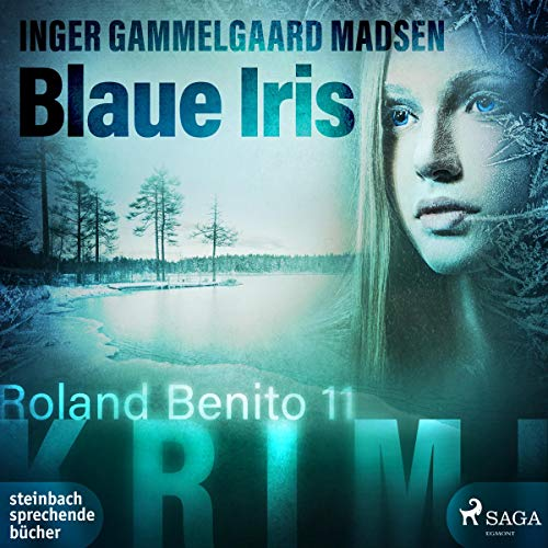 Blaue Iris cover art