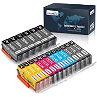 18-Pack Canon PGI-250XL/CLI-251XL Compatible Ink Cartridges