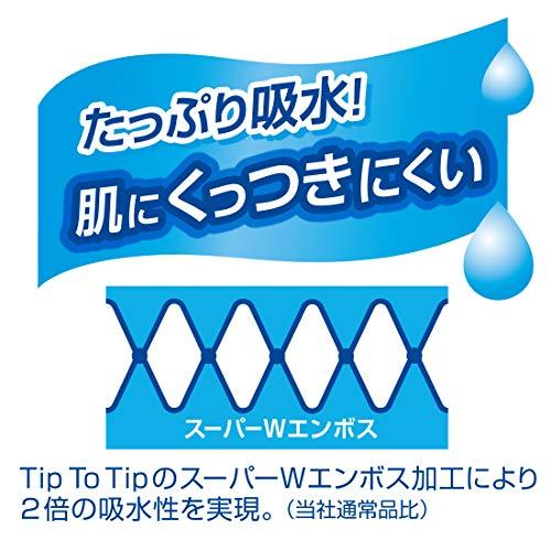 エリエールシャワートイレのためにつくった吸水力が2倍のトイレットペーパー25m(112シート)×12ロールダブルパルプ100%