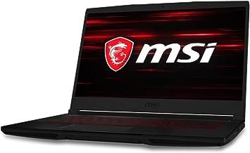 CUK MSI GS63 Stealth Gamer Notebook (Intel i7-8750H, 16GB RAM, 256GB SSD + 1TB HDD, NVIDIA GeForce GTX 1060 6GB, 15.6