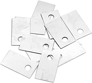 Allparts BP-2214-001 Bridge Shim Set