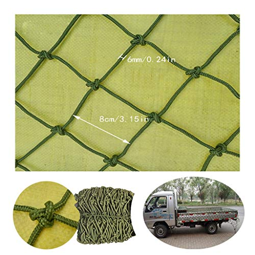 Affordable Decorative Net Army Green Nylon Rope Net Outdoor Safety Net Child Anti-Fall Net Roof Net ...