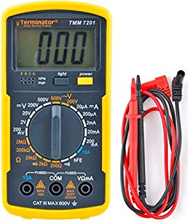 Terminator TMM 7201 Pocket Size Digital Multimeter