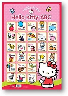 Hello Kitty Wall Chart: ABC
