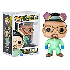 Breaking Bad Walter Blanco Verde Recetas Compatible Pop! Figura De Vinilo - Entertainment Tierra Exclusivo por Funko 8