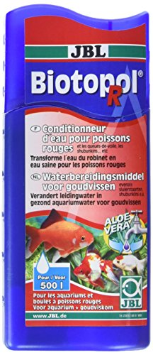 JBL Biotopol R Acuario para Peces Agua Tratamiento 250ml