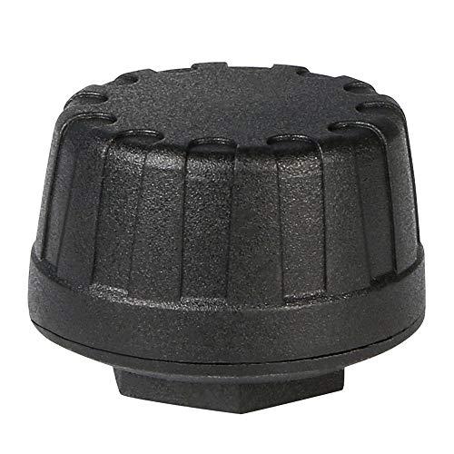 URAQT Reifendruckkontrollsystem Sensoren für Auto TPMS, Solar Energy Reifendruck Kontrollsystem Reifendruckmesser-1pc