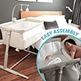 Best Baby Bassinets - Baby Bassinets – Adjustable and Easy to Assemble Review
