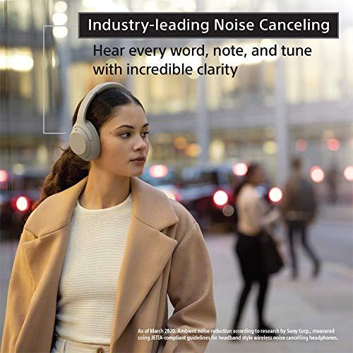 Sony WH-1000XM4 headphones for asmr