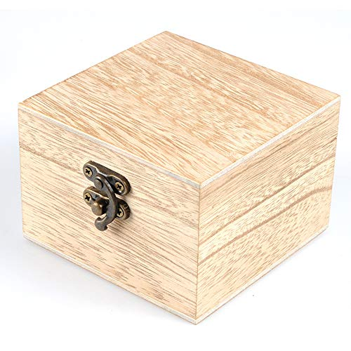 Watch boxes Uhrenkasten aus Holz Uhrenkasten Paulownia Craft Geschenkbox Hochwertige Holzkiste Einzeluhr Aufbewahrungsbox Log Farbe Schmuck Uhr Aufbewahrungsbox