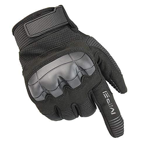 unbrand WEIERK Neue A8 Arbeitsschutzwerkzeughandschuhe Rutschschutz Reiten Bergsteigen Motorrad Sporttraining Verschleißfeste Taktische Handschuhe