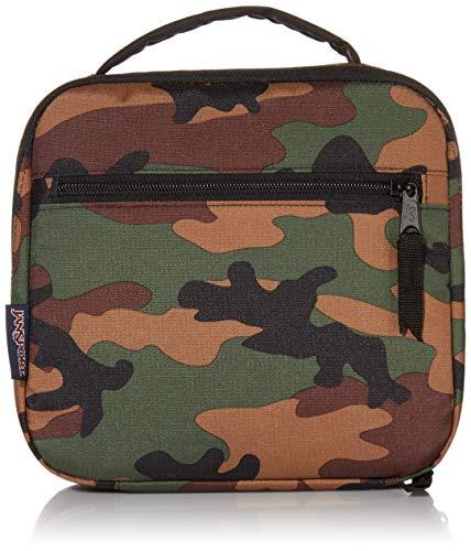 JanSport Isolierte Kühltasche für Mittagessen, auslaufsichere Picknicktasche, Ombre Splash