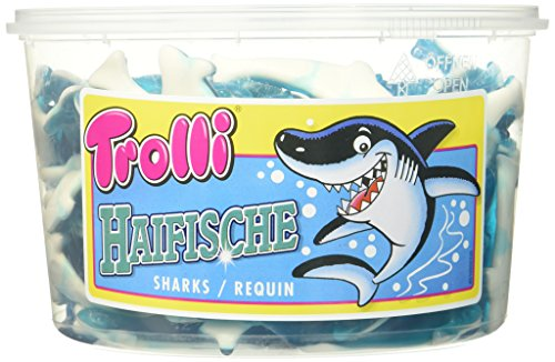 Trolli Haifisch (1 x 1.2 kg)