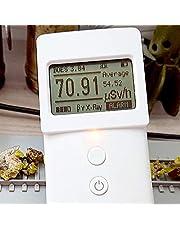 KK moon ガイガーカウンター 放射線検出器 放射能 デジタルLCDスクリーン プロ ガンマ放射線 X線ベータ 粒子 放射能測定器