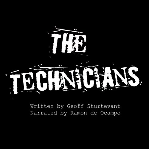 The Technicians audiobook cover art