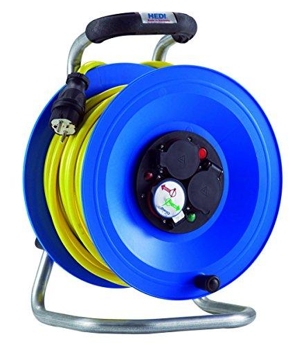 HEDI K2Y50UTF Kunststoff-Kabeltrommel Professional 50 m für Außen ***NEU***