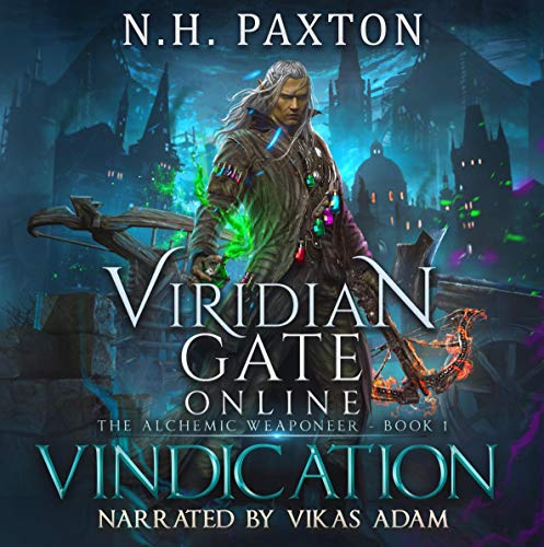 Page de couverture de Viridian Gate Online: Vindication