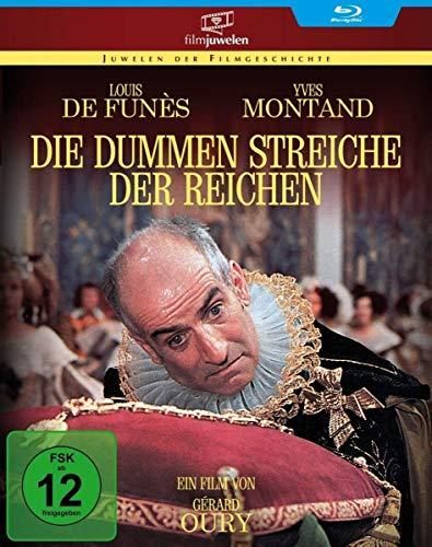 Die dummen Streiche der Reichen (Filmjuwelen) [Blu-ray]