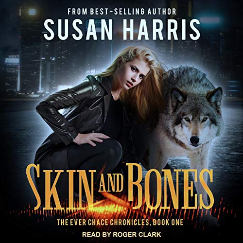 Page de couverture de Skin and Bones