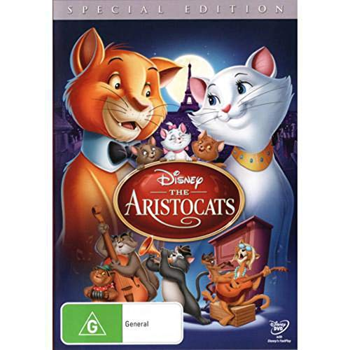 DVD - The Aristocats [Special Edition (1 DVD)