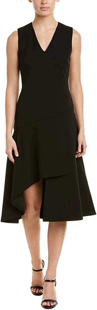 Vince Camuto Outlet ☆ Free Shipping Women's Sleeveless V Neck and Diagonal with Dress service R