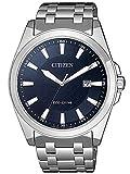 CITIZEN Eco-Drive Saphire Herren Armbanduhr BM7108-81L