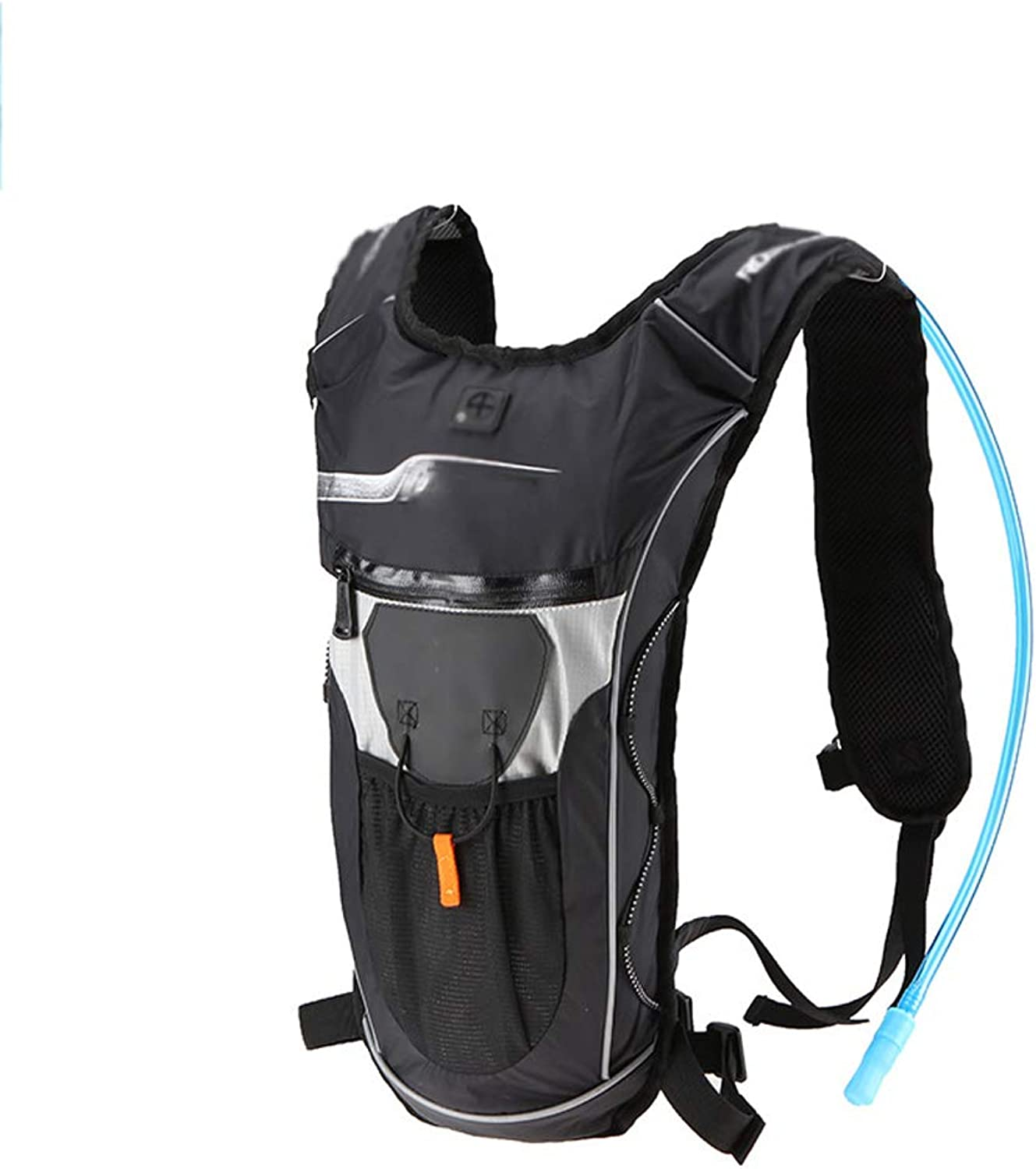Bicycle Bag Bicycle Water Bag Backpack Outdoor Sports Riding Backpack Black