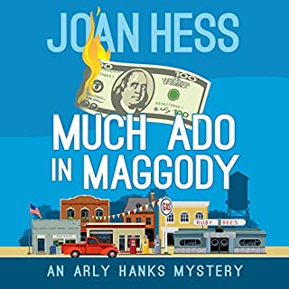 Much Ado in Maggody audiobook cover art