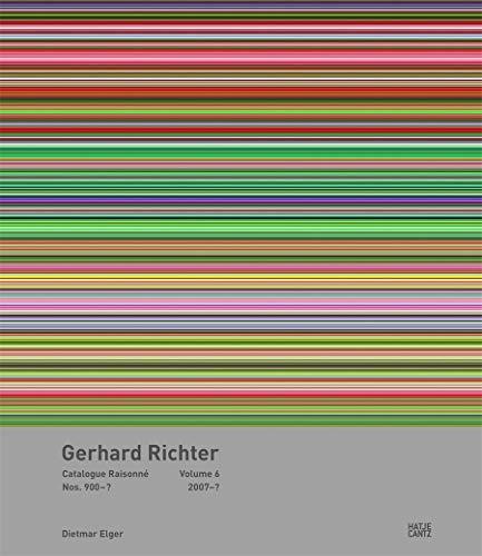 Gerhard Richter: Catalogue Raisonné: Nos. 900-00002007-2019