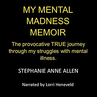 My Mental Madness Memoir cover art