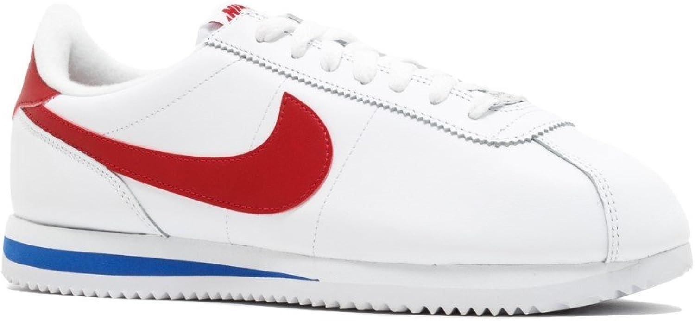 Nike herrar Classic Cortez läder Casual Casual Casual skor  snabb frakt till dig
