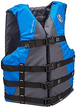 STEARNS Adult Watersport Classic Series Life Vest Blue