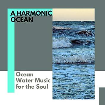 A Harmonic Ocean - Ocean Water Music for the Soul