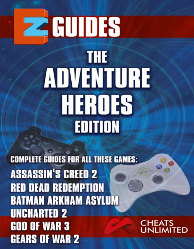 EZ Guides: The Adventure Heroes Collection (EZ Cheats) (English Edition)