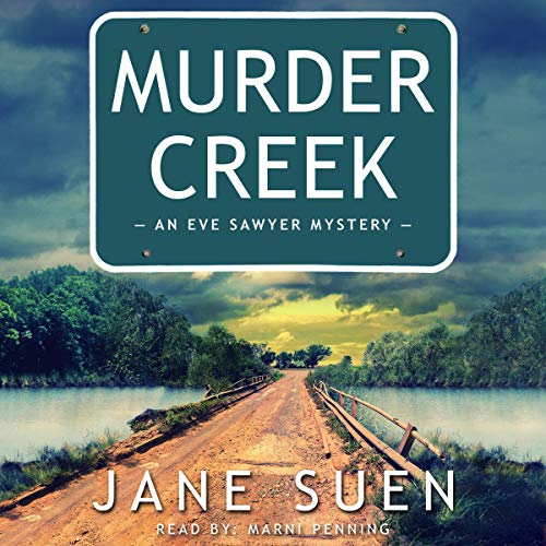 Murder Creek audiobook cover art